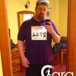 The day after my first ever 5km run, I had a shot at walking 10km...
